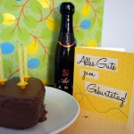 Simon hat Geburtstag