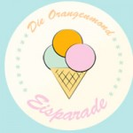 Das war die 1. Orangenmond Eisparade!