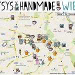 Etsy City Guide Wien