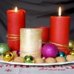 Mit Glitter durch den Advent