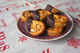 Peanut Butter Pretzel Bites | orangenmond.at