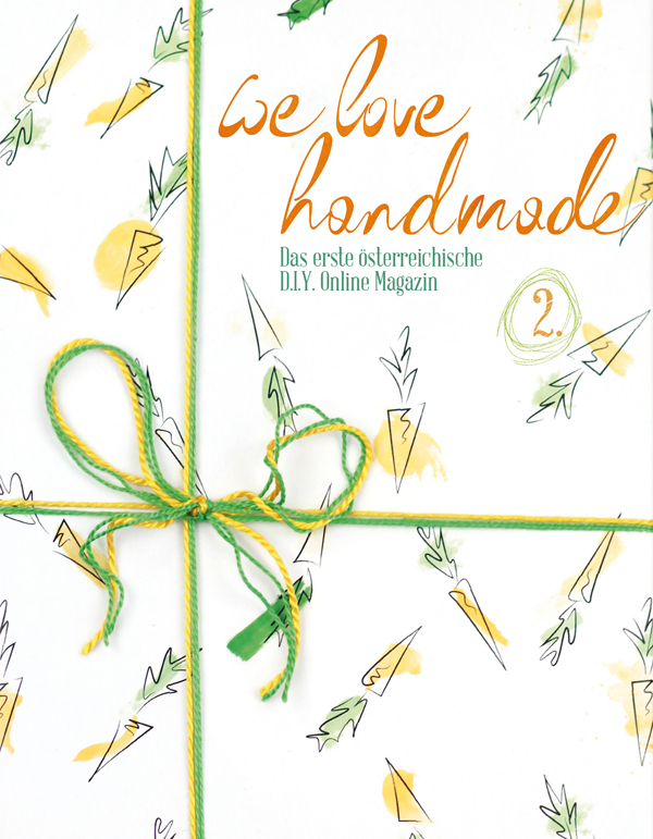 We Love Handmade Mag #2