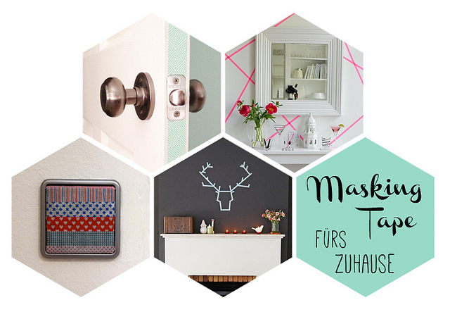 Masking Tapes for your home