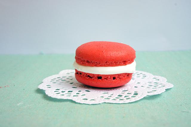 Marshmallow Macarons