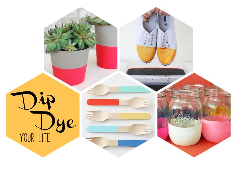 Dip Dye Your Life