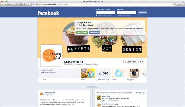 Follow Orangenmond on Facebook