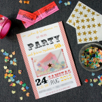 Zirkus Party Einladungen