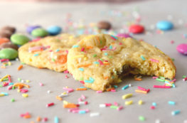 Funfetti Cookies | orangenmond.at