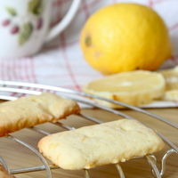 Lemon Biscuits | orangenmond.at