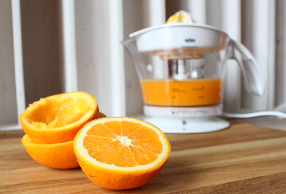 Sunday Smoothie: Orange Raspanana | orangenmond.at