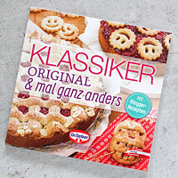 Dr. Oetker Backbuch