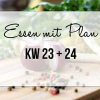 Essen mit Plan - KW 23 & 24 - Thumb