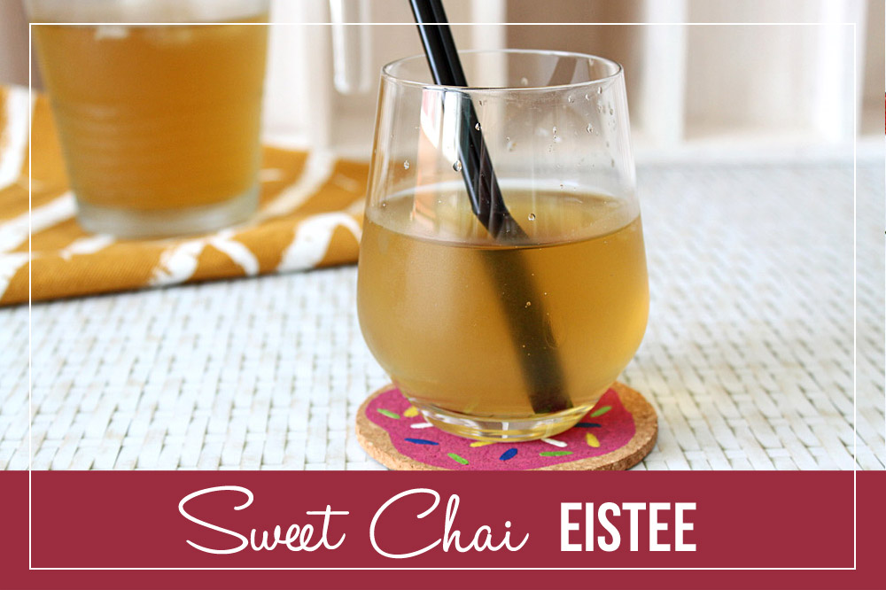 Sweet Chai Eistee | orangenmond.at