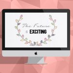 Free Wallpaper: The Future Is Exciting