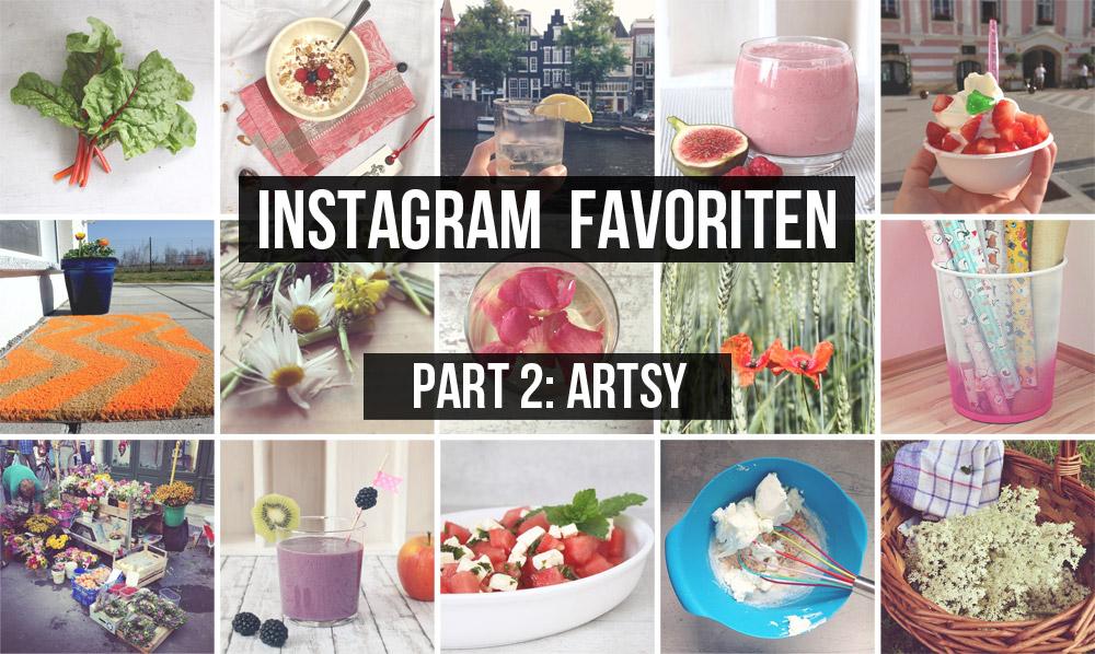Instagram Favoriten Part 2: Artsy