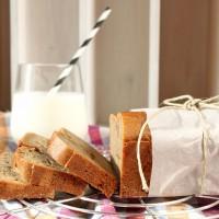 Bananenbrot ohne Zucker / Banabread without Sugar | orangenmond.at