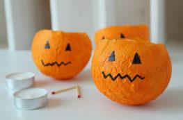 DiY Pumpkin Lantern | orangenmond.at