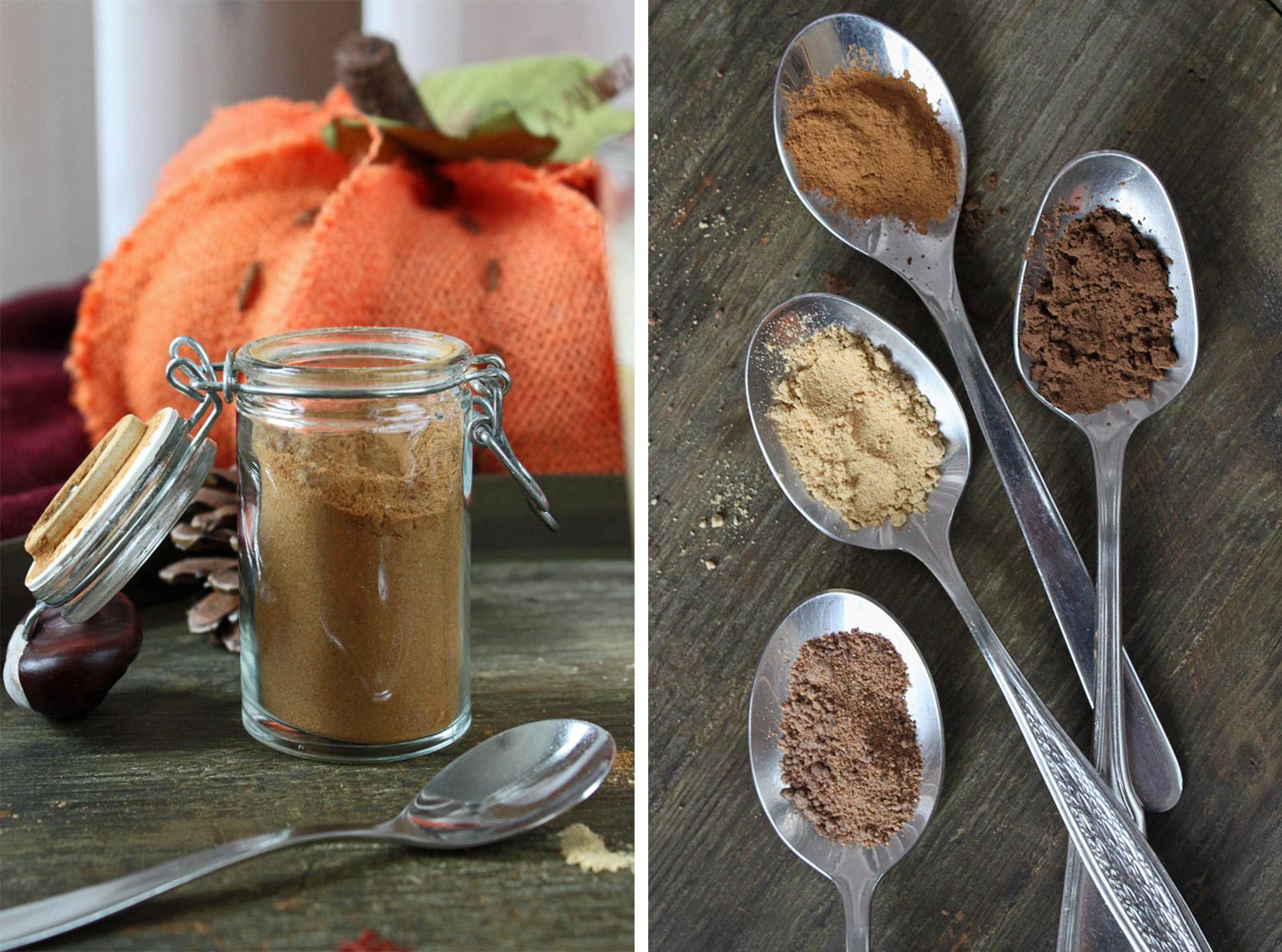 DiY Pumpkin Spice Mischung | orangenmond.at