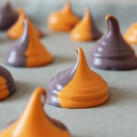 How to: Multicolored Meringue / Zweifarbige Baiser | orangenmond.at