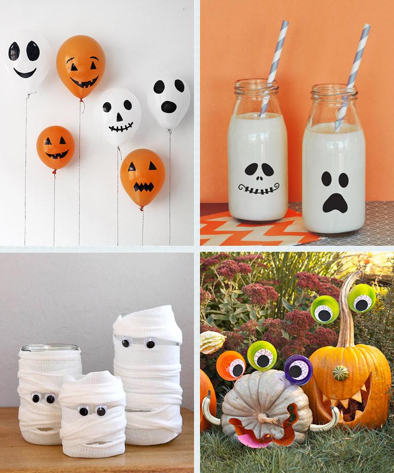 Last Minute Halloween Roundup: Deko