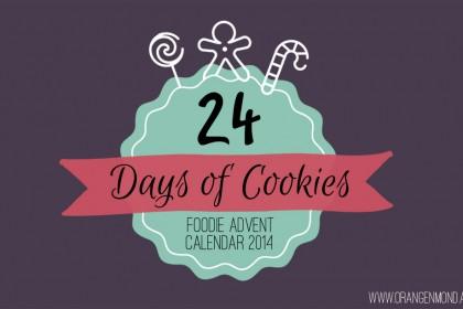 24 Days of Cookies | orangenmond.at