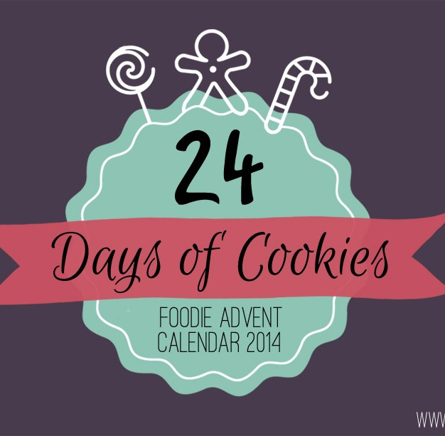 24 Days of Cookies – Mit Orangenmond durch den Advent