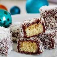 24 Days of Cookies - Day 2: Schoko Kokos Wuerfel aus 1001 Nacht