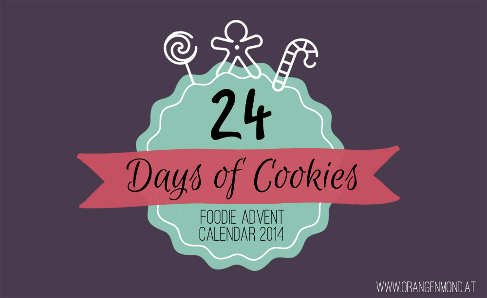 24 Days of Cookies | orangenmond.at