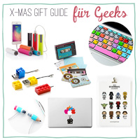 Christmas Gift Guide: Geek Edition | Orangenmond