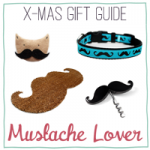 Christmas Gift Guide: Mustache Lover | orangenmond.at