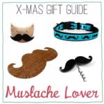 Christmas Gift Guide: Mustache Lover | orangenmond.at