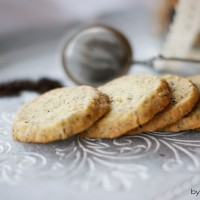 24 Days of Cookies - Day 3: Earl Grey Cookies