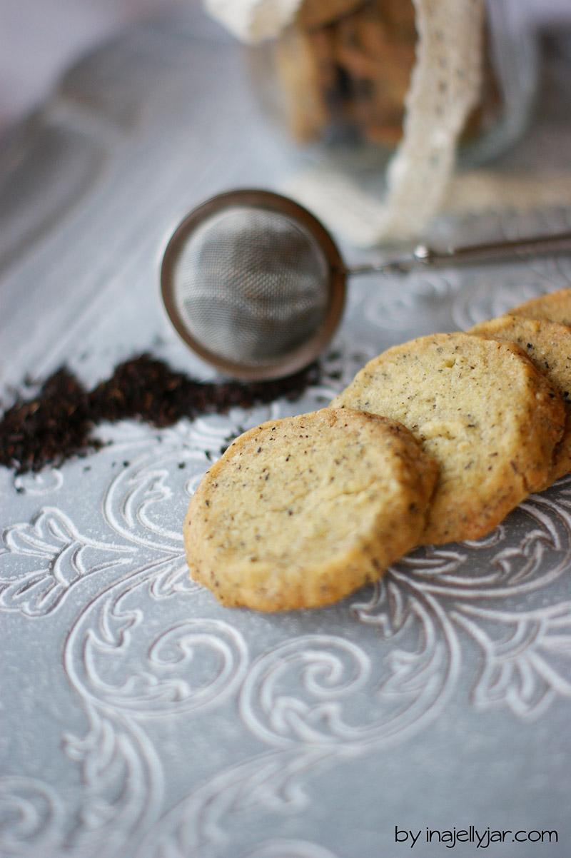 24 Days of Cookies - Day 3: Earl Grey Cookies