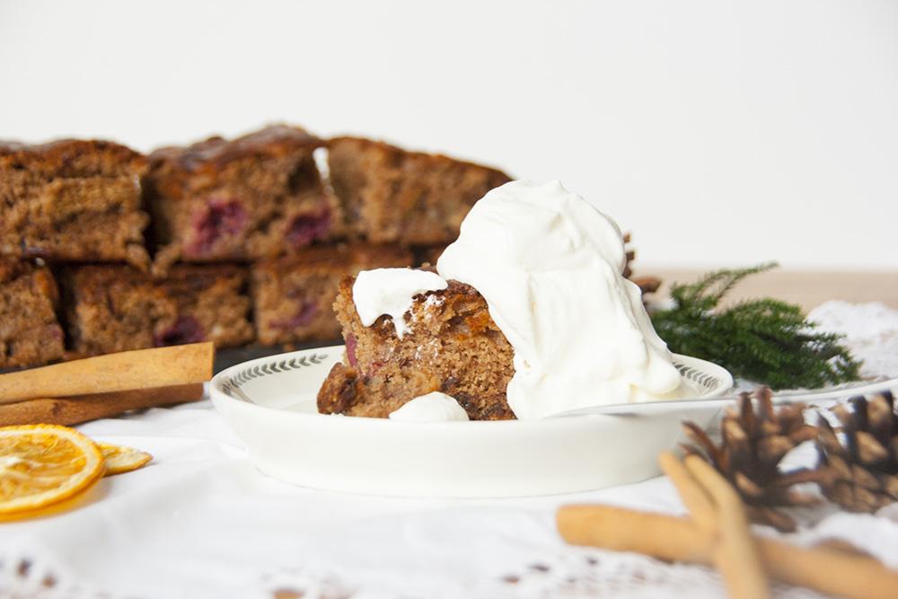 24 Days of Cookies - Day 13: Lebkuchen Kuchen