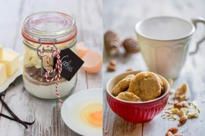 24 Days of Cookies - Day 8: Mandelcookies