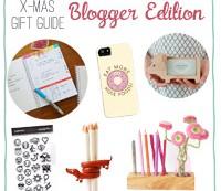 Christmas Gift Guide: Blogger Edition | Orangenmond
