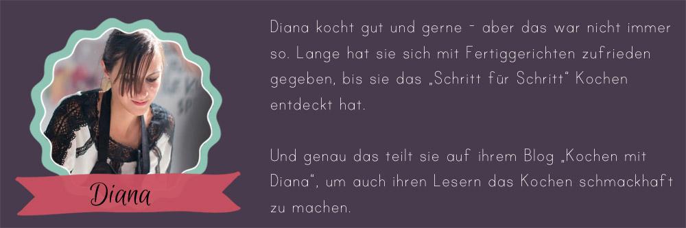 24 Days of Cookies - Gastautorin Diana von Kochen mit Diana