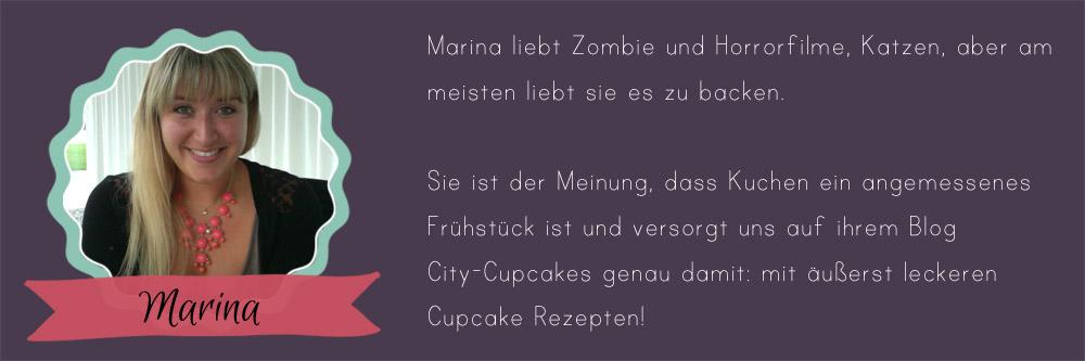 24 Days of Cookies - Gastautorin Marina von City-Cupcakes