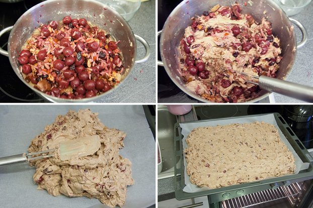 How To: Lebkuchen Kuchen - Step 4