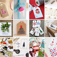 The ulitmate Gift Tag Roundup - Thumb
