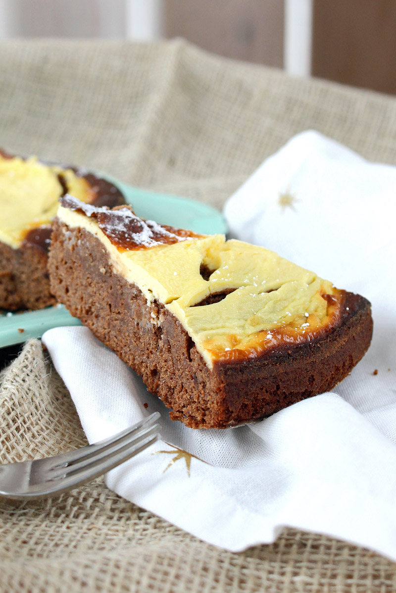 Cream Cheese Brownie | orangenmond.at