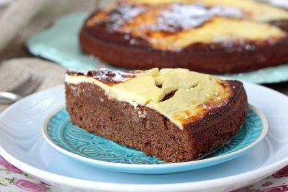 Cream Cheese Brownie | orangenmond.at