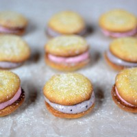Gastartikel: Whoopies mit Himbeer- und Heidelbeer-Creme von We Love Handmade | orangenmond.at