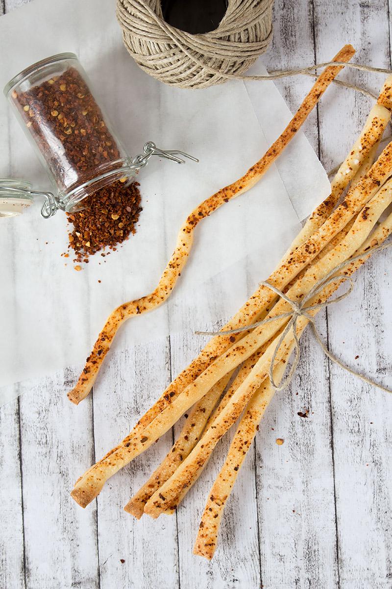 Homemade Grissini | orangenmond.at