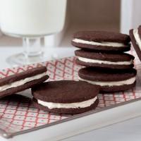 Homemade Oreo Cookies | orangenmond.at