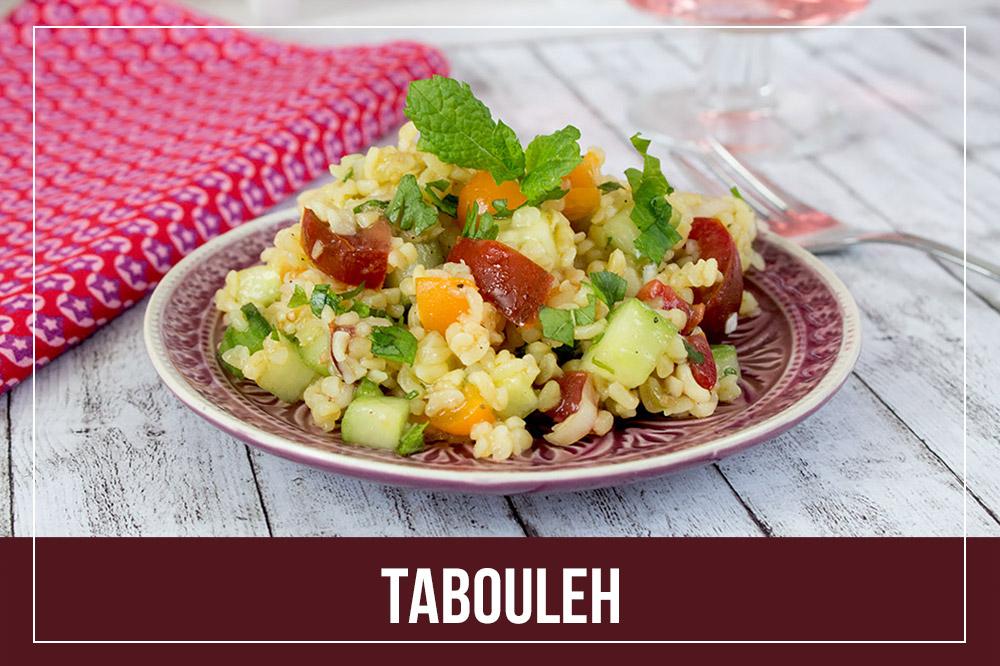 Tabouleh | Orangenmond