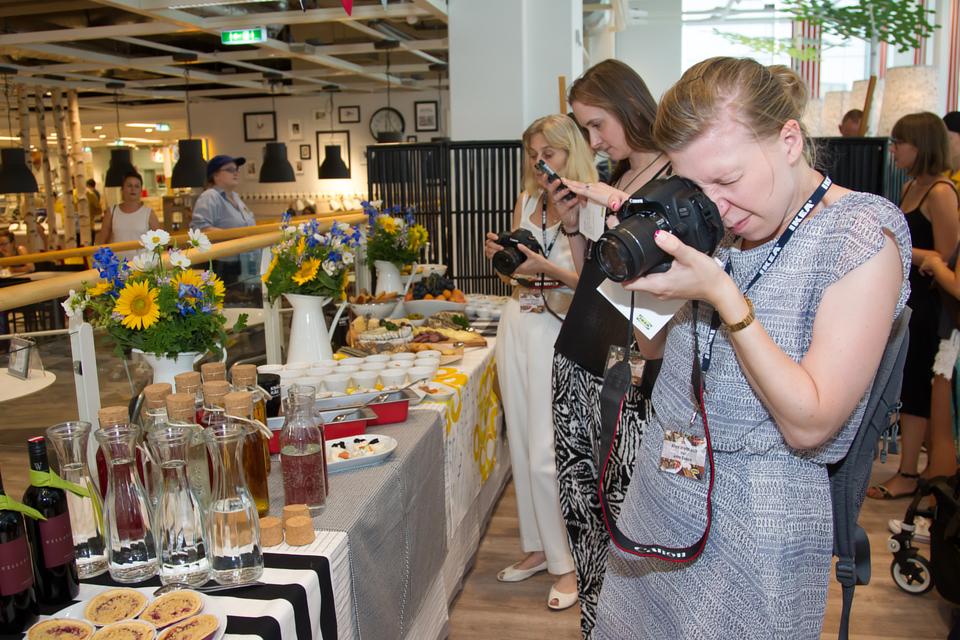 IKEA Katalog Präsentation 2015