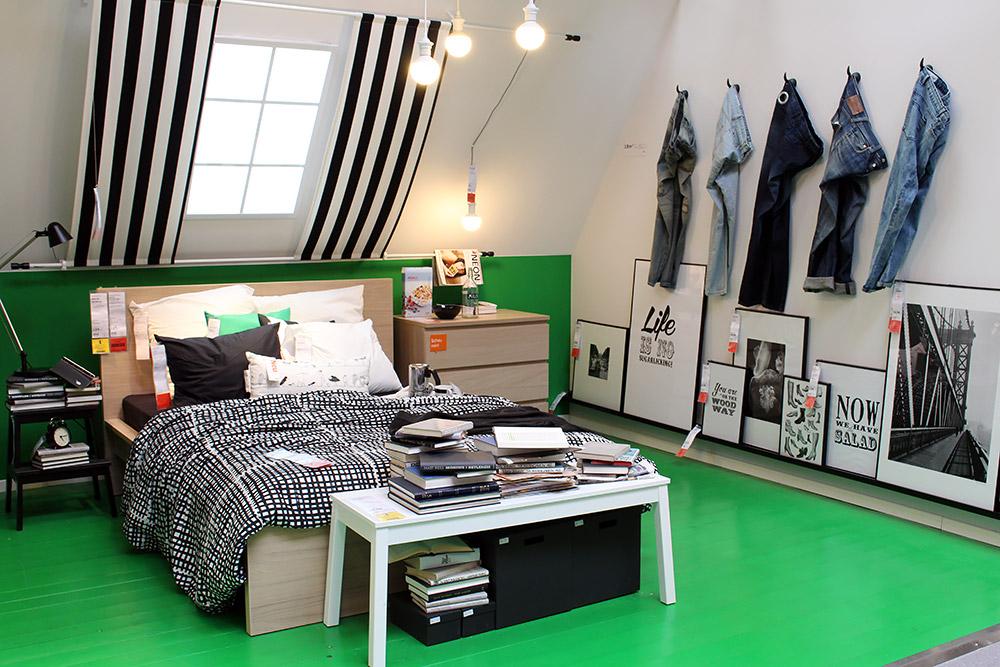Ikea Einrichtungstrend: Knallige Farbtupfer - Katalog 2015