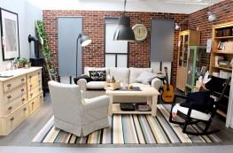 Ikea Einrichtungstrend: Statement Wall - Katalog 2015