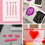 Valentinstags Karten DiY